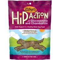 Zukes Hip Action Chicken Treats 16oz