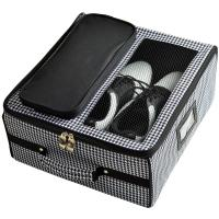 Picnic at Ascot Golf Trunk Organizer - Houndstooth