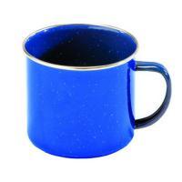 Texsport Stainless Steel Rim Enamelware Coffee Mug