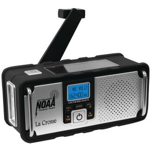 Weather/Outdoor Radios by La Crosse Technology