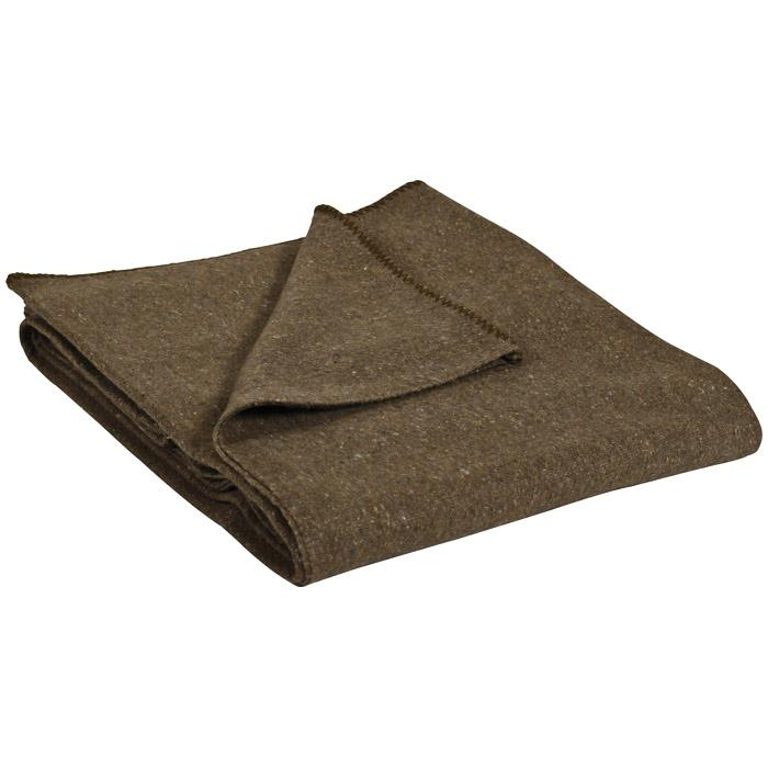 Stansport Wool Blanket Olive 60x80