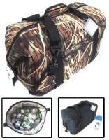 Polar Bear Mossy Oak Duck Blind 24 Pack Soft Sided Cooler