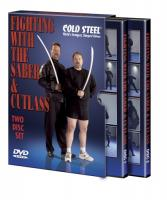 Cold Steel Knives Tactical with the Saber & Cutlass DVD