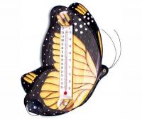 Bobbo Butterfly Monarch Thermometer Small
