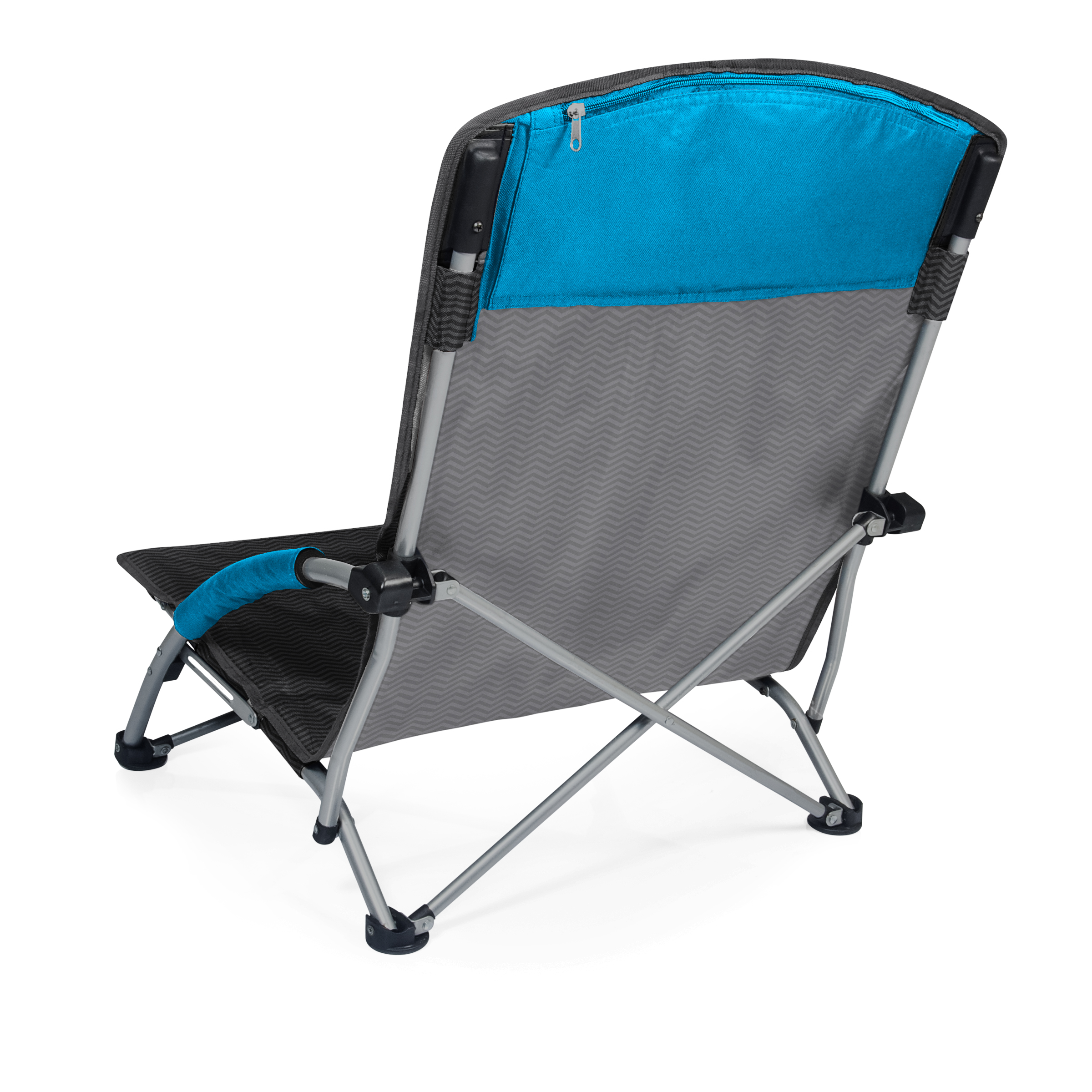 Picnic Time Tranquility Chair Portable Beach Chair Waves