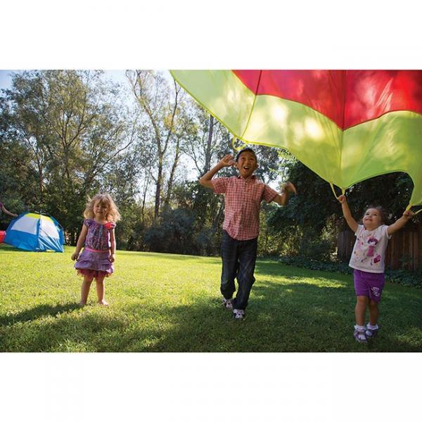 Pacific Play Tents Kaleidochute 12 Ft Parachute