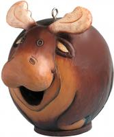"Songbird Essentials Moose ""Gord-O"" Birdhouse"