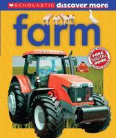 Scholastic Books Discover More Farm