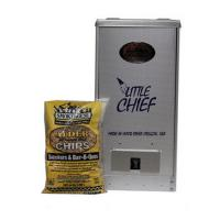 Smokehouse Little Chief Front Load 25lbCap 250W Silv
