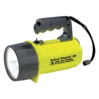 Pelican Products Inc - King Pelican Lite Pro 4000 Water Resistant Hand Held Yellow Body Light