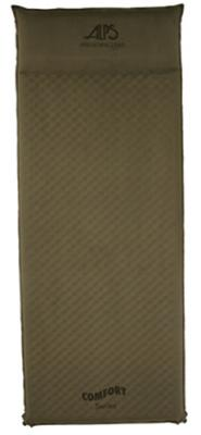 ALPS Mountaineering Comfort Series Air Pad, XXL Moss