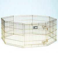Midwest Metals Gold Zinc Exercise Pen: 24W X 36H
