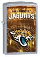 Zippo Jacksonville Jaguars St. Chrome Lighter