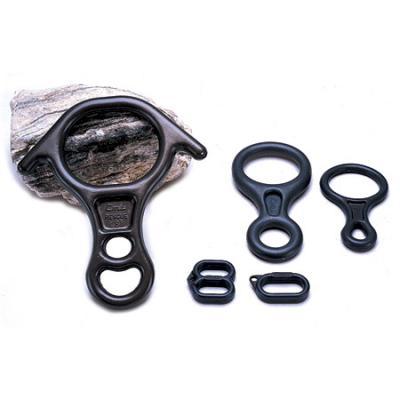 CMI Rescue 8 Black Aluminum