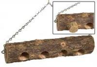 Songbird Cedar Suet Log â?? Upside Down