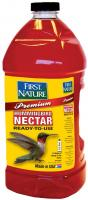First Nature Red Ready to Use Nectar Concentrate 64 oz