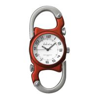 Dakota Double Clip Watch - Orange