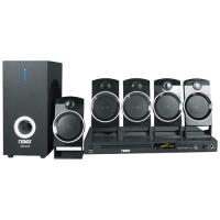 NAXA 5.1 Channel Home Theater DVD & Karaoke System