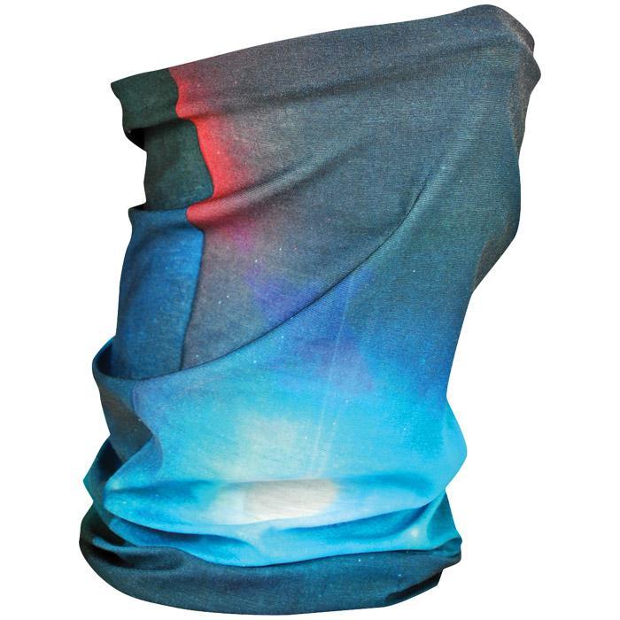 Zan Headgear Motley Fleece Tube - Galaxy