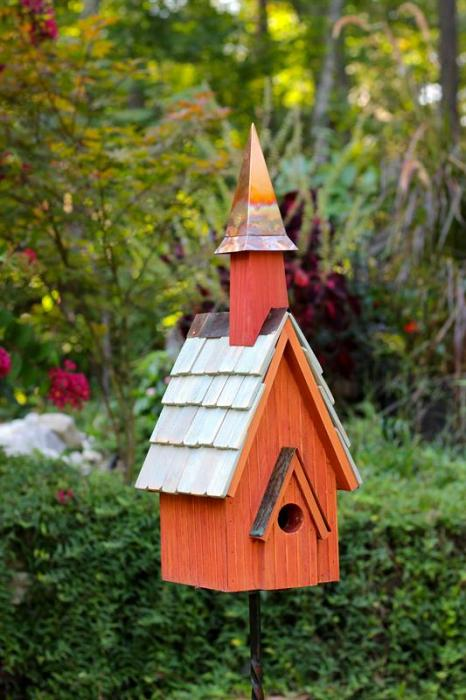 Heartwood 239A Pineywoods Chapel Bird House