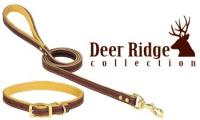 Weaver Deer Ridge Leather Collar 1 In X 21 In