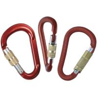 Stubai Hms Anodized Screw Gate Carabiner
