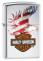 Zippo Harley Davidson American Eagle HP Zippo