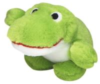 Talking Dog Toy Frog