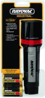 Rayovac 2D Rouhneck Flashlite