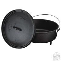 Camp Chef Dutch Oven - Mule Deer 6 Qt. 12""