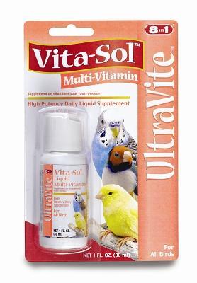 Vita Sol Multi Vitamin 1oz Crd