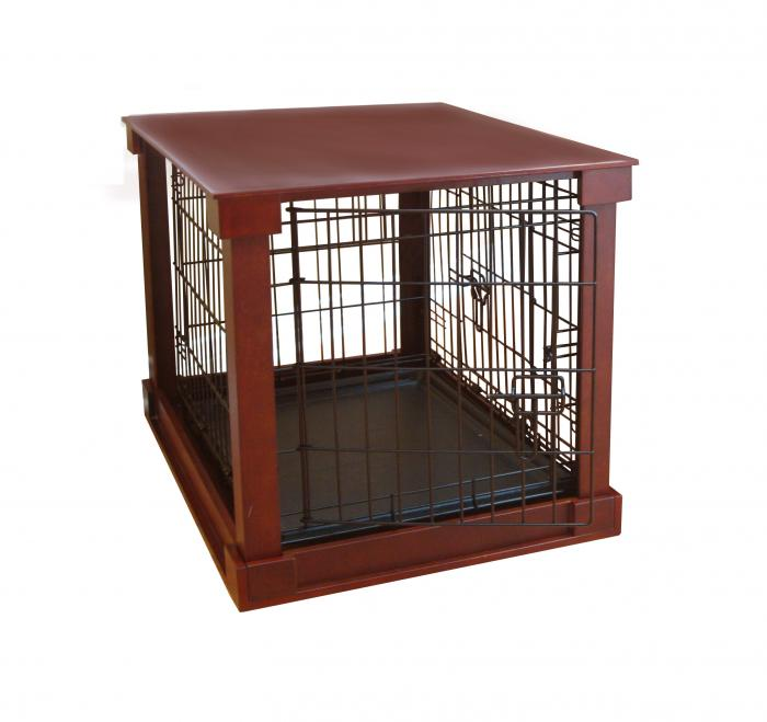 Merry Products Cage with Crate Cover, Large