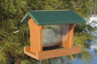 Woodlink Audubon Series Going Green Recycled Plastic  Ranch Bird Feeder