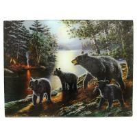 Rivers Edge Products Cute Bear Cutting Board