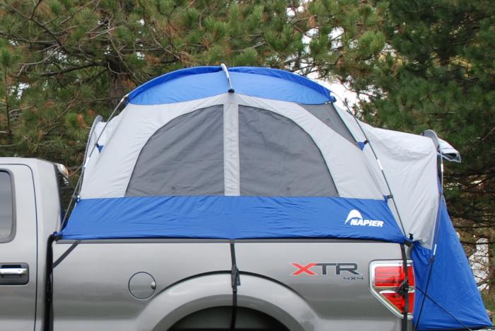 Napier Outdoors Truck Tent lll-  Compact Short Bed, 6 FT.