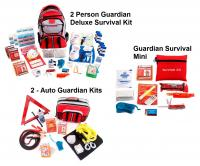 Two Person Guardian Survival Kit