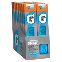 Gatorade Energy Chews Cool Blu