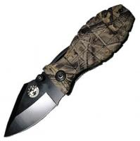 JB Outman Camo Grenade Pocket Knife