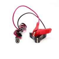 SBA-12-Charging Cable Use w/EP60 to Charge 12 Volt Batteries