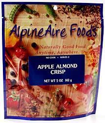 Alpine Aire Apple Almond Crisp - 5 Ounces