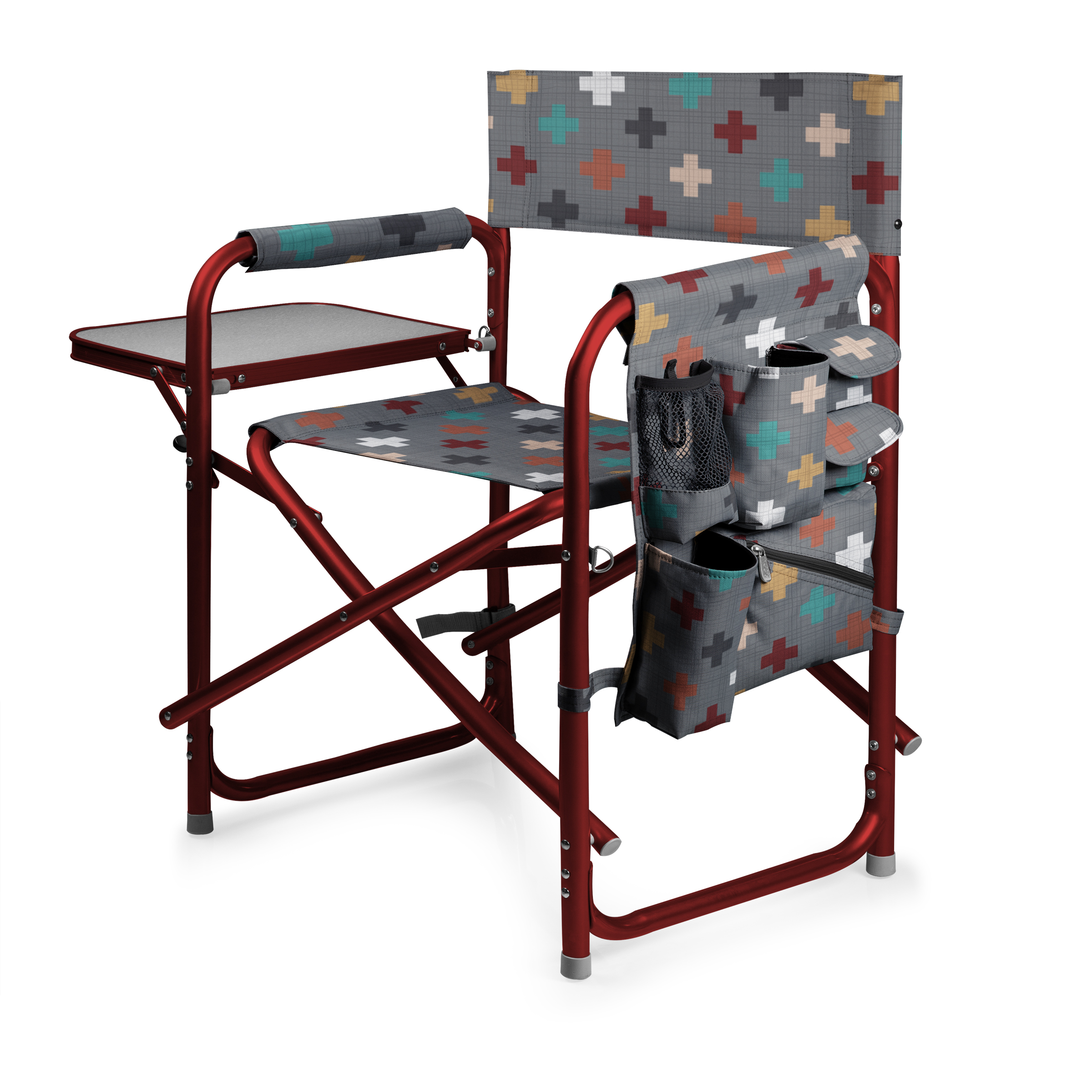 picnic time sports chair pixels pixels. Black Bedroom Furniture Sets. Home Design Ideas