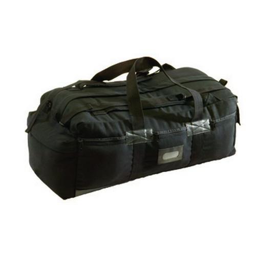 Texsport Tactical Bag, Canvas - Black