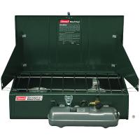 Coleman Stove - Two Burner Powerhouse / Dual Fuel