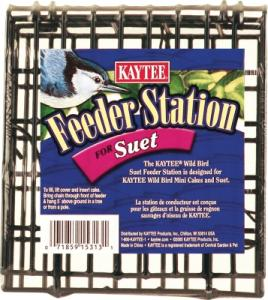 Suet Feeders by Kaytee Products