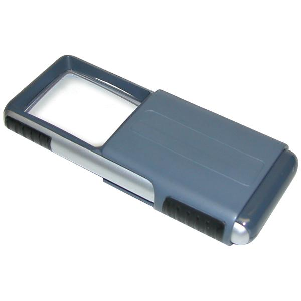 Carson PO-25 Minibrite 3x Slide-Out LED Magnifier