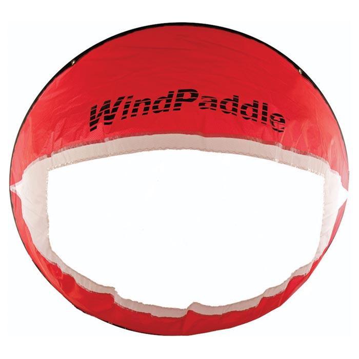 Windpaddle Adventure Sail - Red