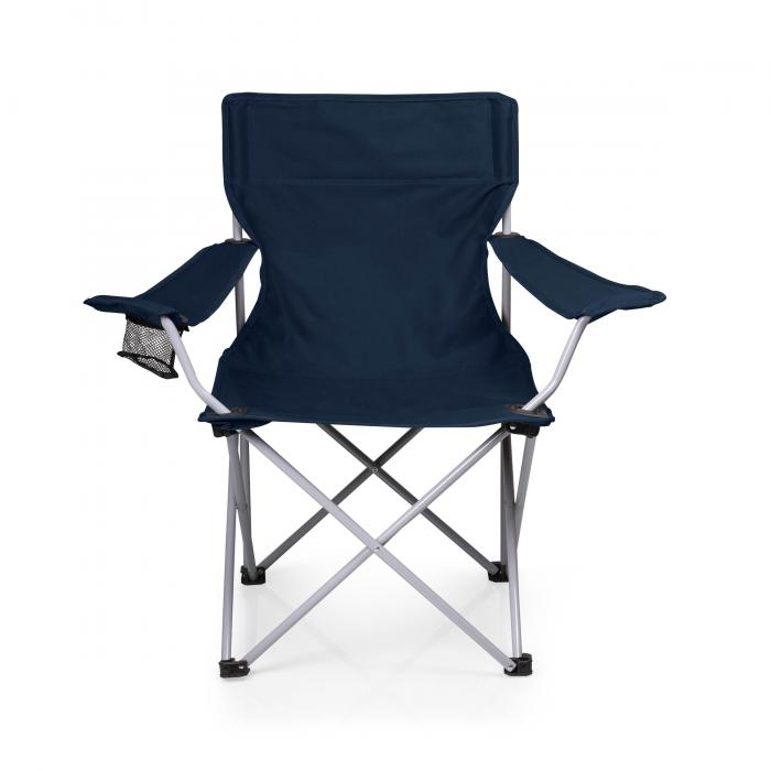 Picnic Time PTZ Camp Chair - Navy