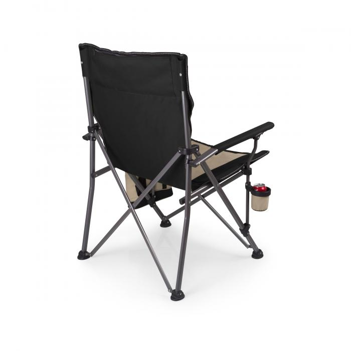 Picnic Time Big Bear Camp Chair - Black