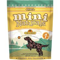 Zukes Chicken Mini Naturals 6 Oz
