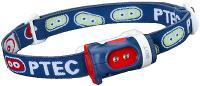 Princeton Tec Bot, Headlamp, Blue/Red